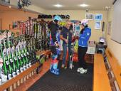 instructor ski R&J ski school ski rental in poiana brasov
