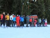 Ski group lesson / Team Building  ski in Poiana Brasov With ski instructors of R&J Ski School