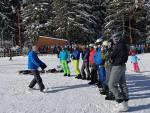 poiana brasov  snowboard & ski school / R&J ski school