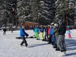 Snowboard lessons at poiana brasov with R&J ski school / ski rental poiana brasov